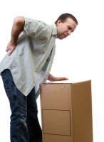 Poor manual handling can cause problems such as back trouble